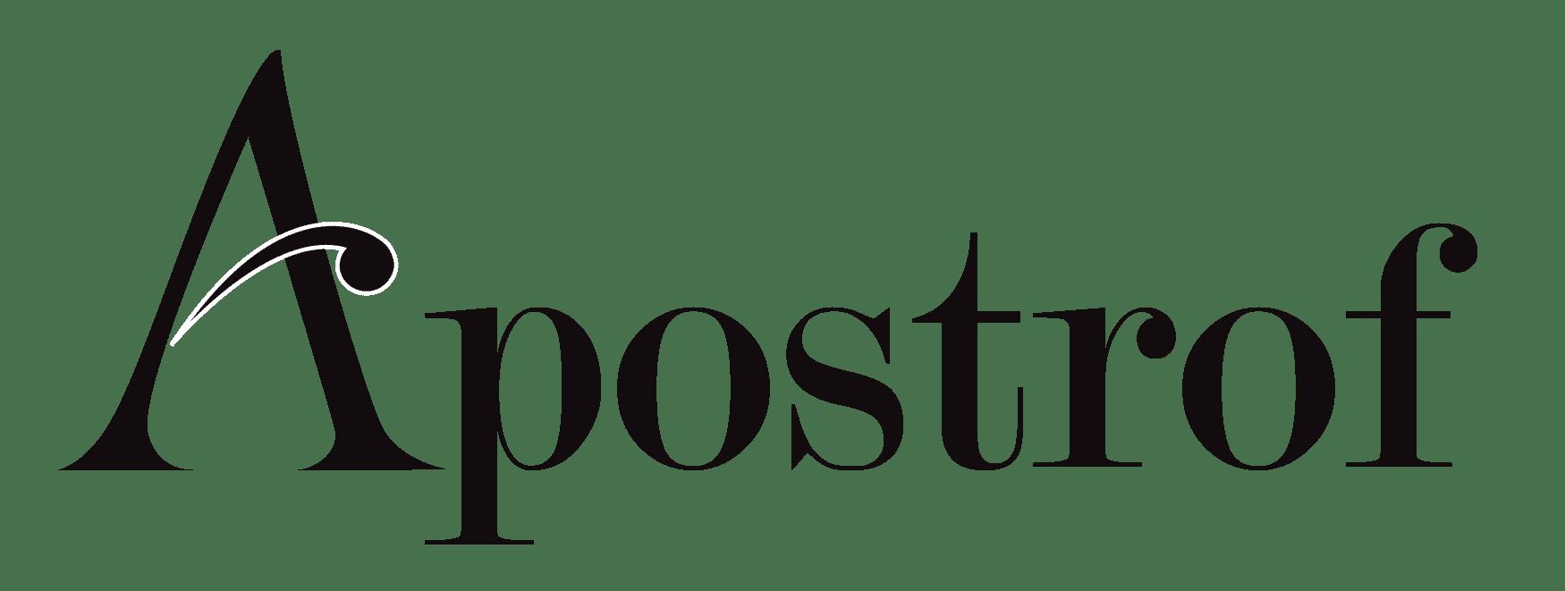 Apostrof