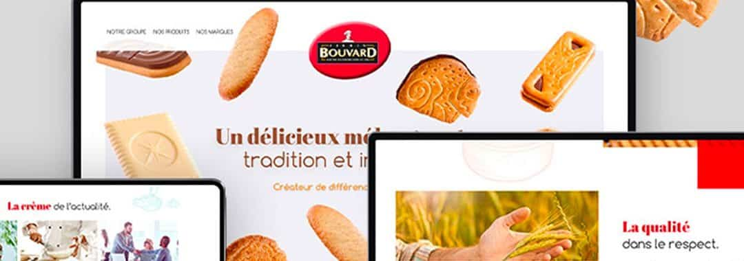 Bien recruter dans l'industrie agro-alimentaire BISCUITS BOUVARD